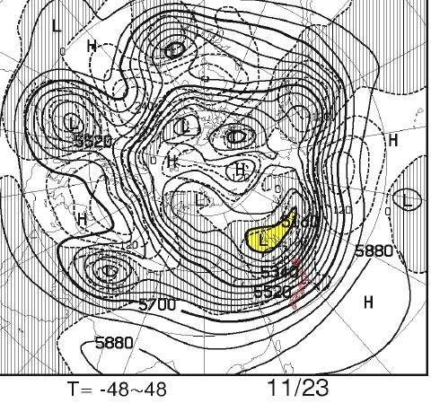 北極低気圧 - metsoc.jp